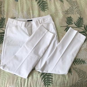 Worthington Pants - EUC Sz 4P Worthington Slim Fit Cropped Trousers
